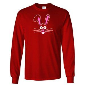 Men's mikky mouse T-Shirt Long Sleeve